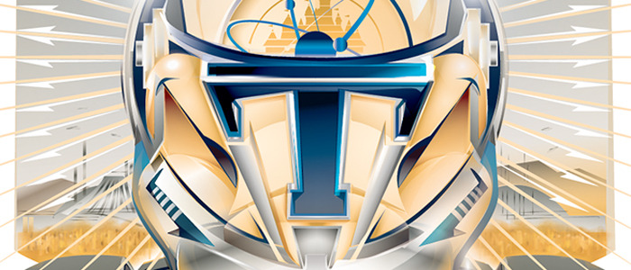 Poster Posse Tomorrowland artwork