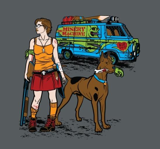 Scooby Doo Zombies