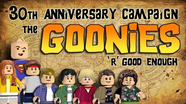 Goonies 30 Lego 1