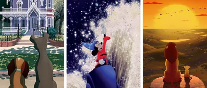 Ben Harman Disney Dreamland Art