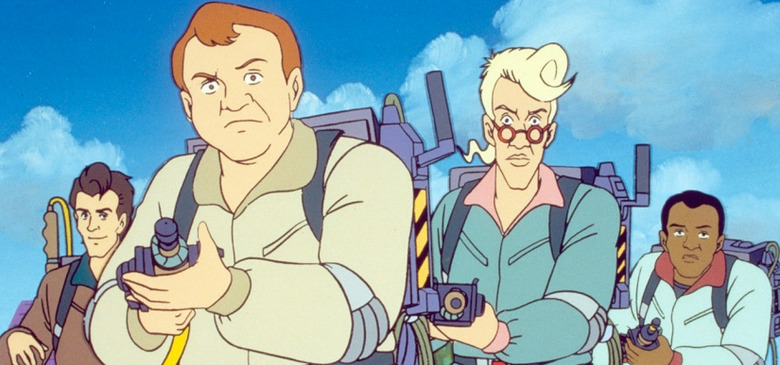 Real Ghostbusters Action Figures