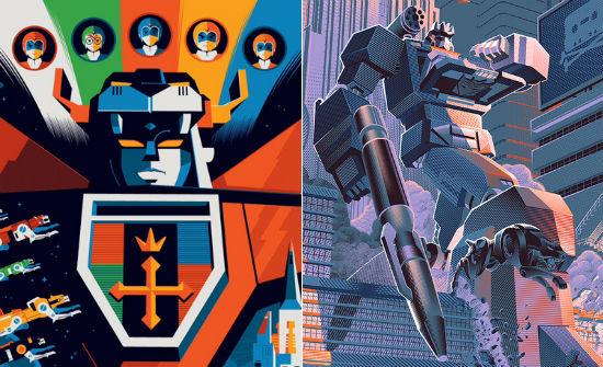 Voltron Transformers