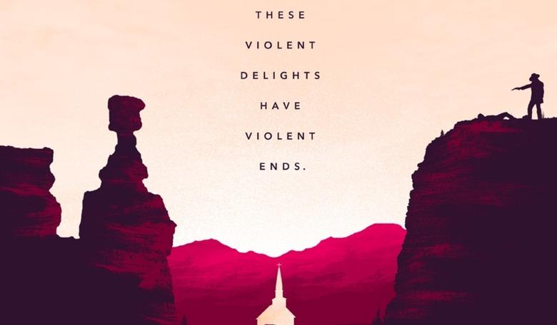 Joseph Harrold's Westworld Poster header
