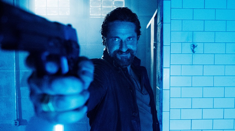 Copshop Review: Gerard Butler And Frank Grillo Face Off In Joe Carnahan s Trashy, Fun Actioner