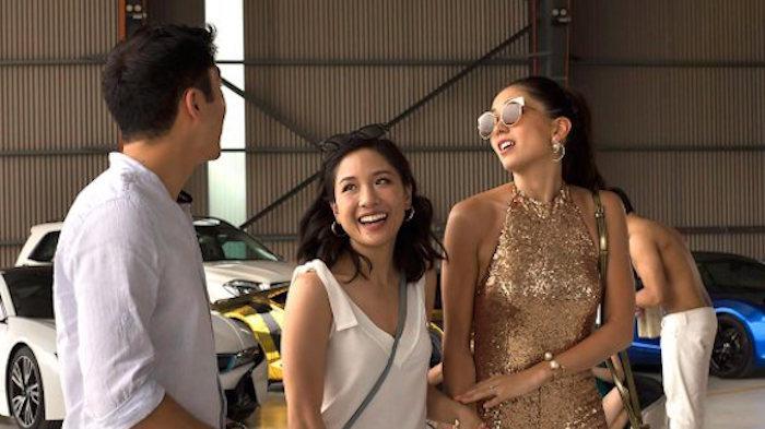 Crazy Rich Asians Box Office