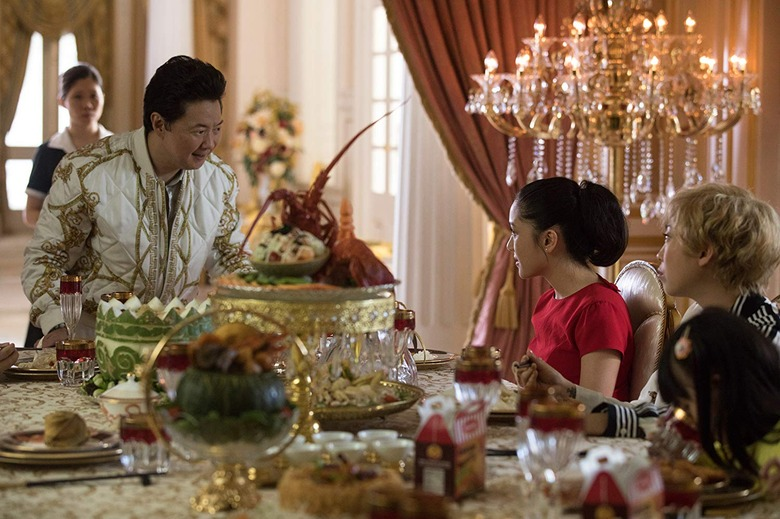 crazy rich asians stereotypes
