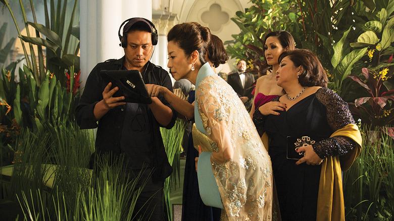 crazy rich asians sequel writer pay