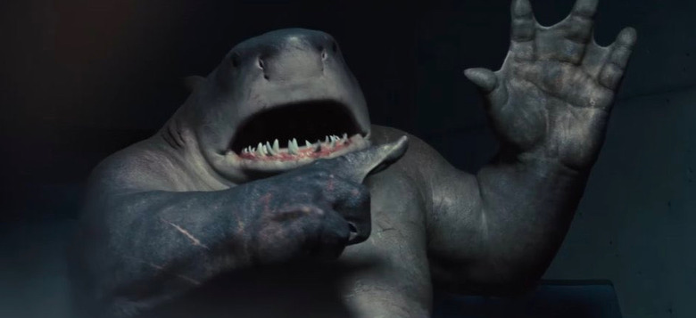 Creating King Shark for The Suicide Squad