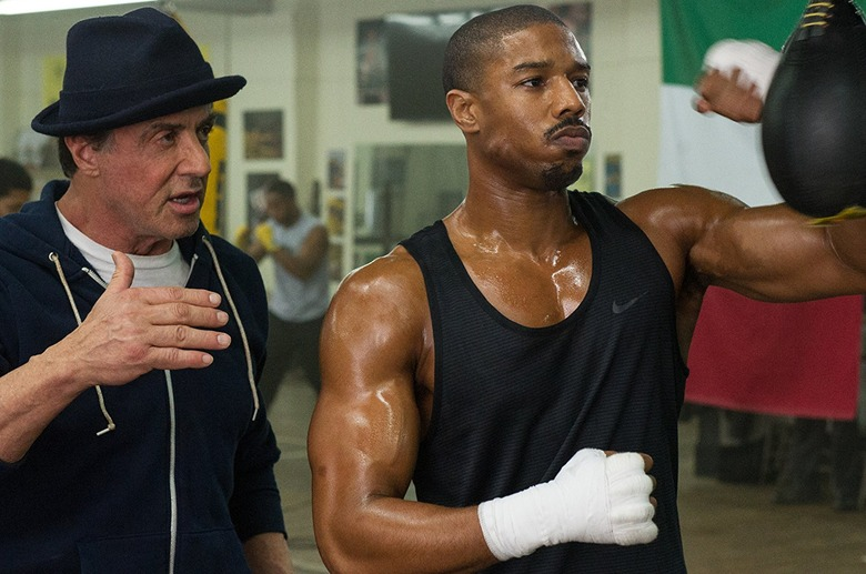 creed 2 filming