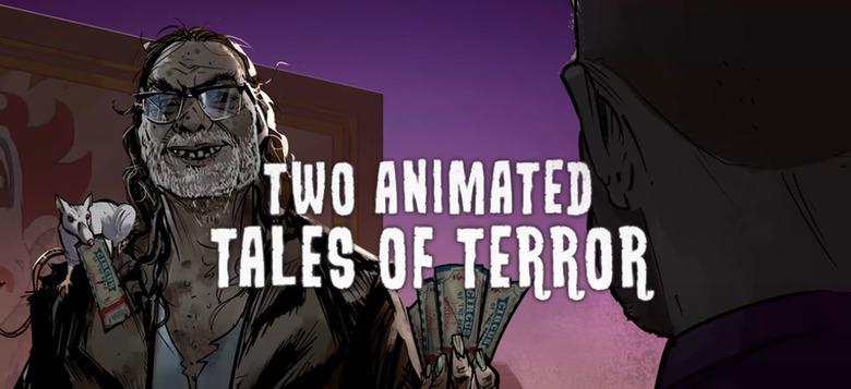 Creepshow Animated Special Trailer