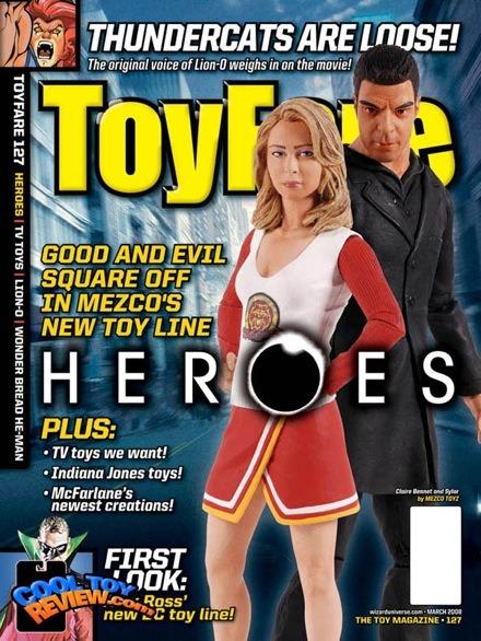 Heroes Action Figures