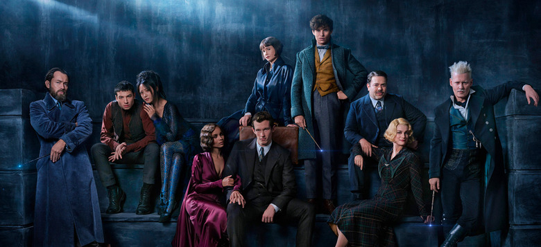 crimes of grindelwald review roundup