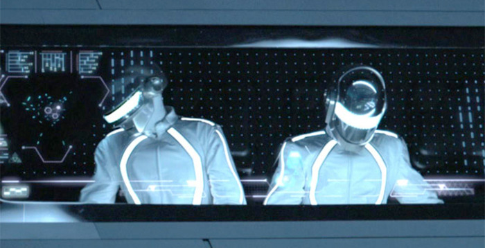 Daft Punk documentary trailer