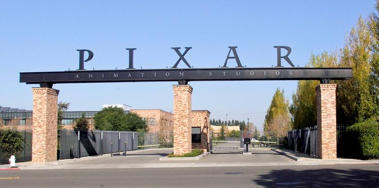 Pixar Animation tour video
