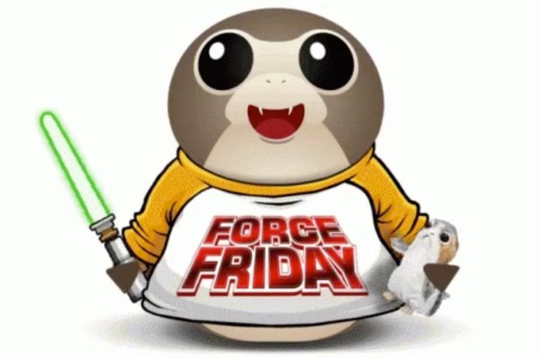 porg Friday