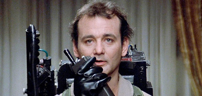 Bill Murray in New Ghostbusters Sequel