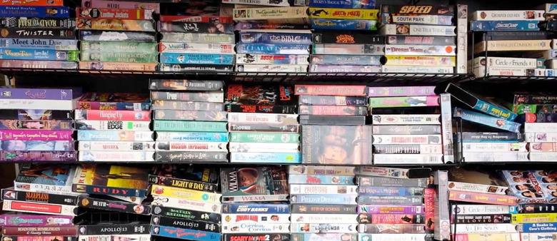VHS Tape Comparison Video