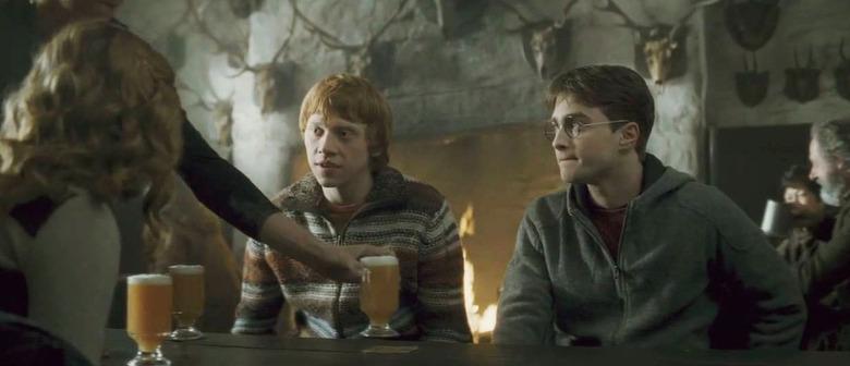 Harry Potter Pop-Up Bar Experience