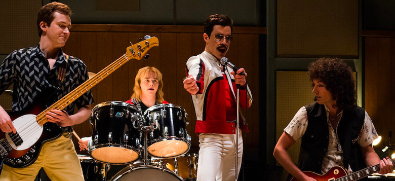 Bohemian Rhapsody BAFATA nomination