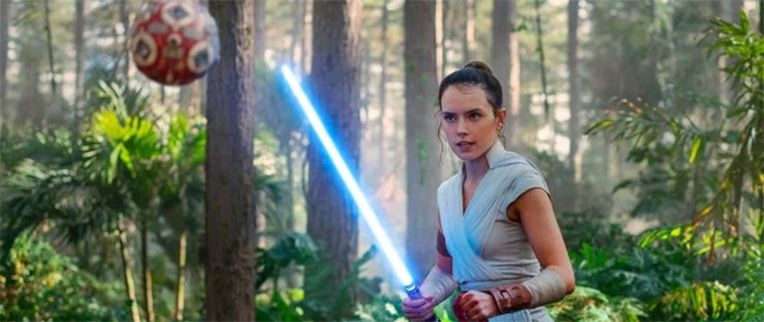 New Star Wars: The Rise of Skywalker Photos
