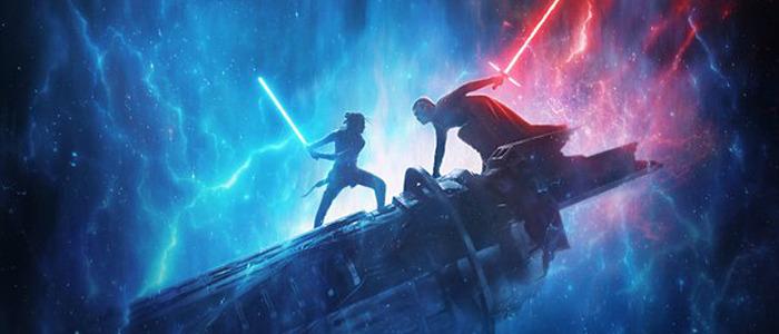 Star Wars The Rise of Skywalker D23 poster