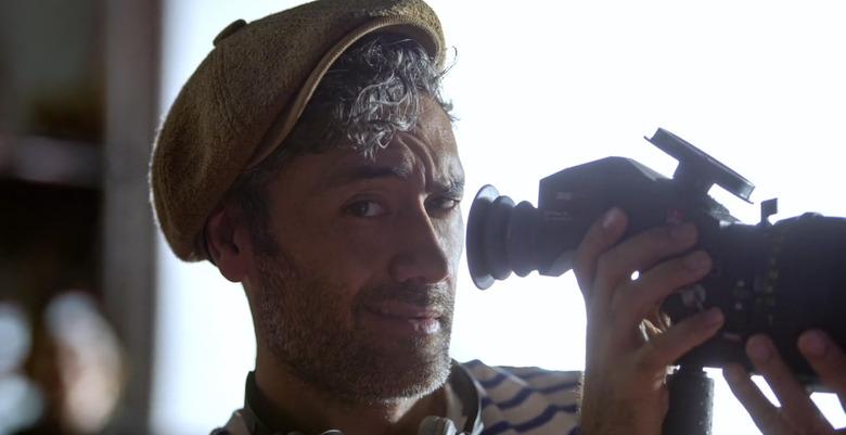 Thor Ragnarok Intro Video - Taika Waititi