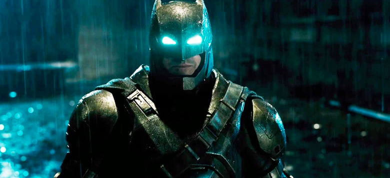 Zack Snyder Batman