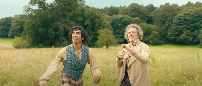 The Personal History of David Copperfield clip