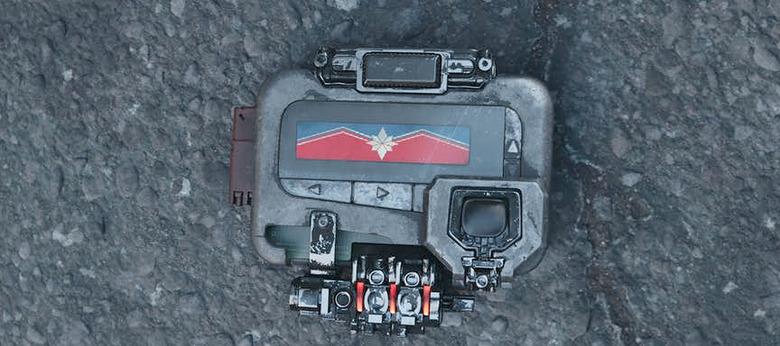 Avengers Infinity War - Captain Marvel