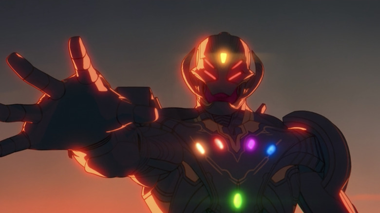 Infinity Ultron in What If