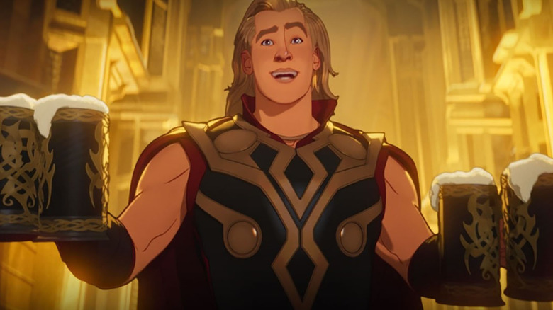 party thor in what if