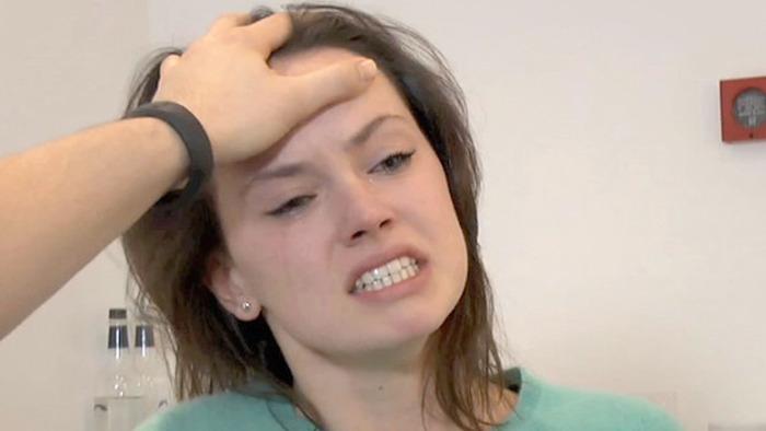 Daisy Ridley Screen Test