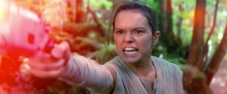 rey the force awakens