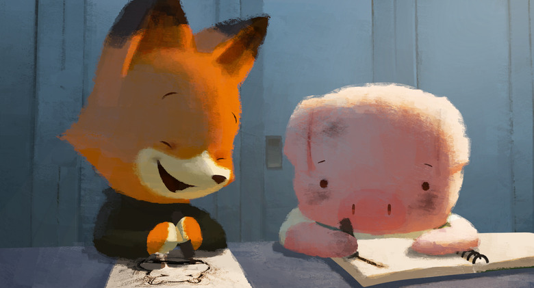 The Dam Keeper feature film