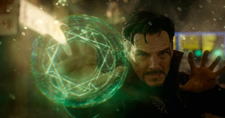 Dan Harmon Doctor Strange - Benedict Cumberbatch