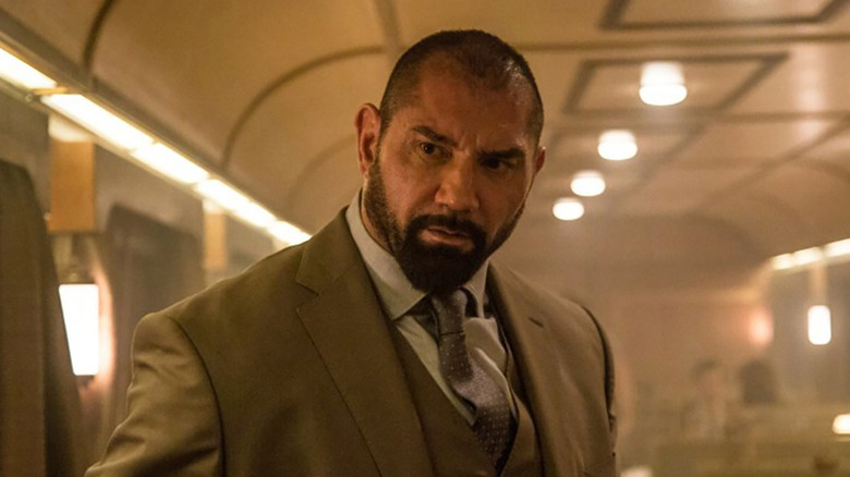 Daniel Craig Accidentally Broke Dave Bautista s Nose While Filming Spectre