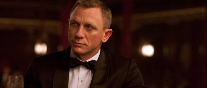 Daniel Craig James Bond returning