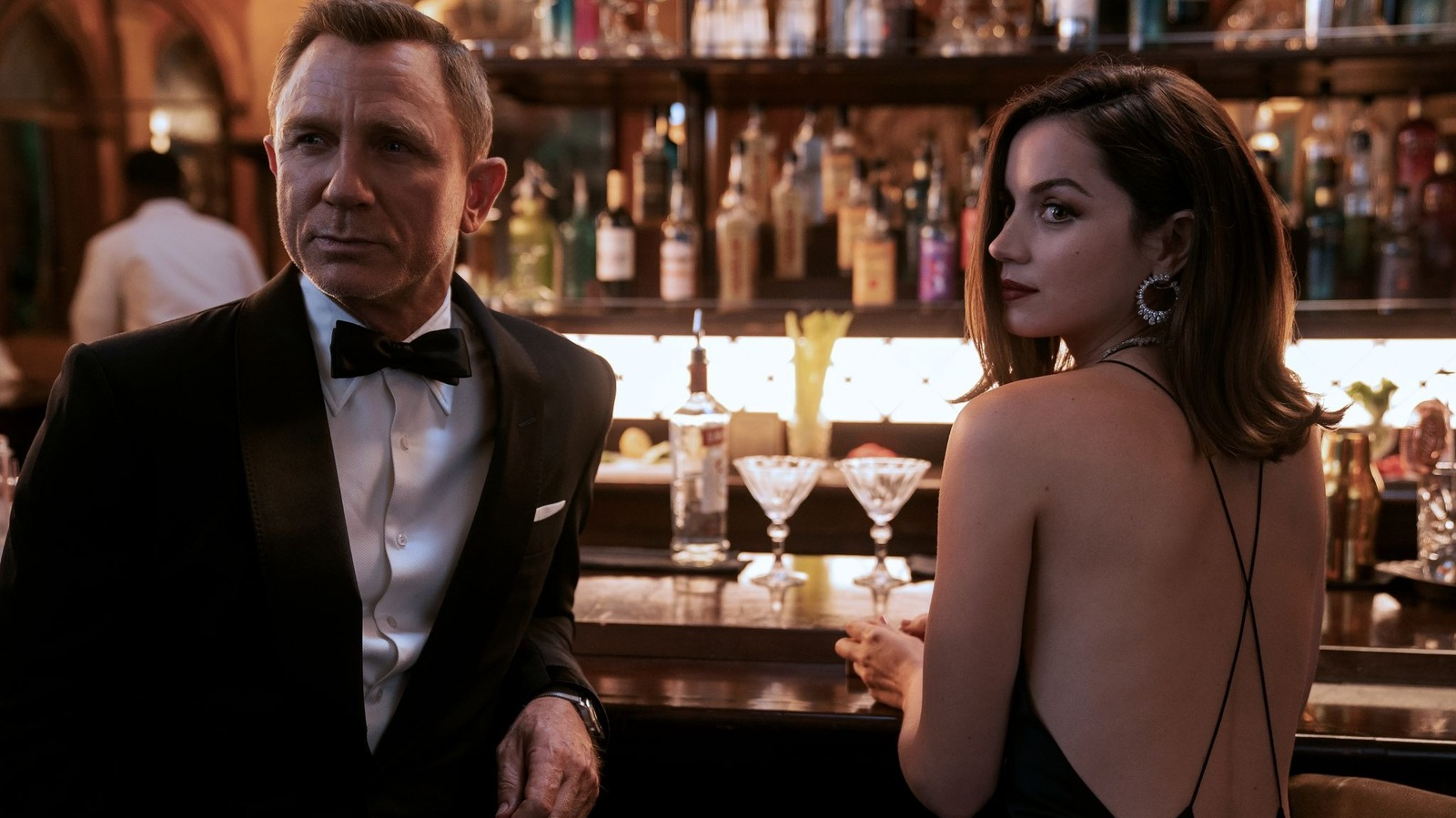 Daniel Craig On Female Bond: 'There Should Simply Be Better Parts For Women'