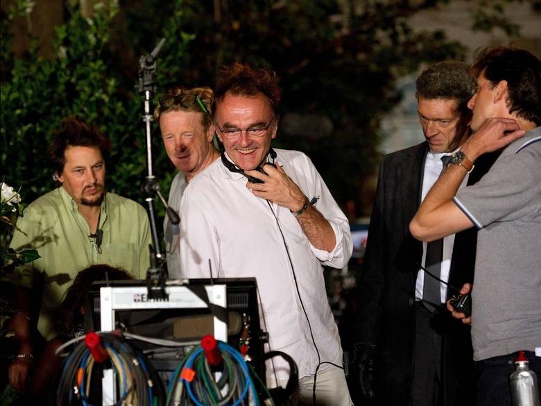 Danny Boyle directing Trance