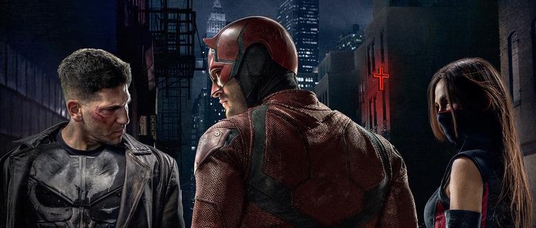 Daredevil Season 2 fight scene