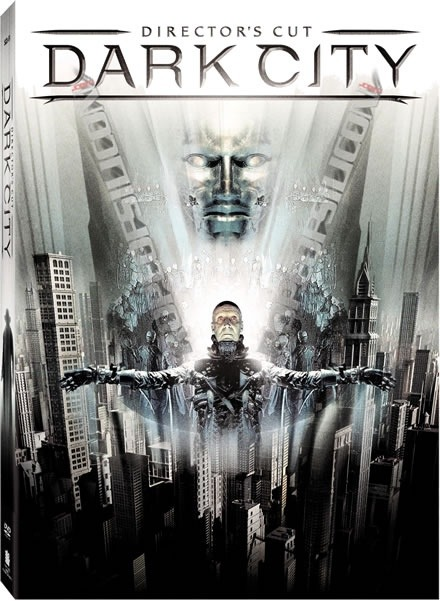 Dark City Director's Cut on DVD