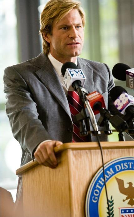 Harvey Dent Press Conference