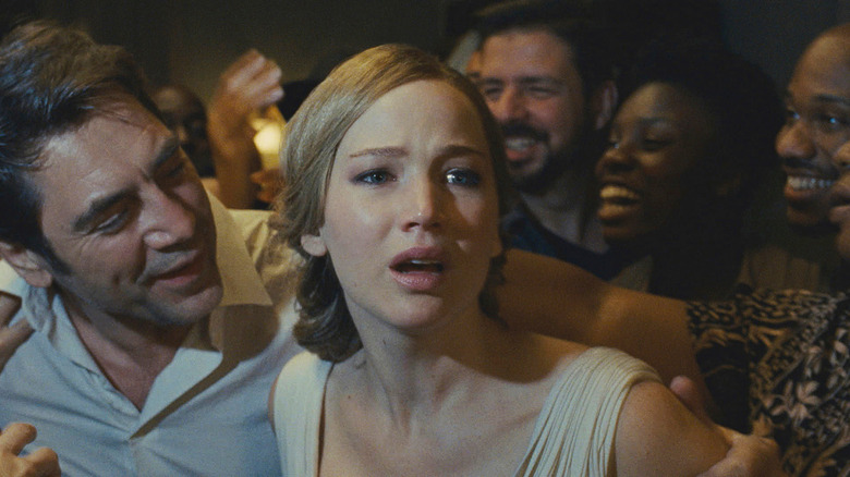 Darren Aronofsky Is A Big Fan Of All The Mother! Hate Mail He Got