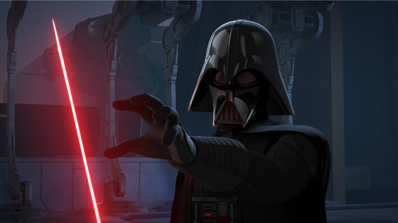 Darth Vader in Star Wars Rebels