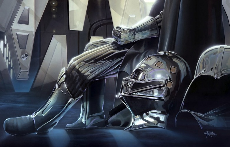 Darth Vader Rogue One rumor