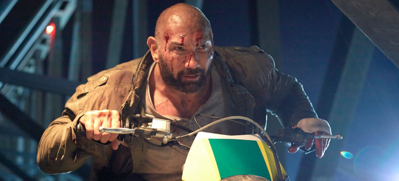 Dave Bautista Wants to Star in Gears of War Movie