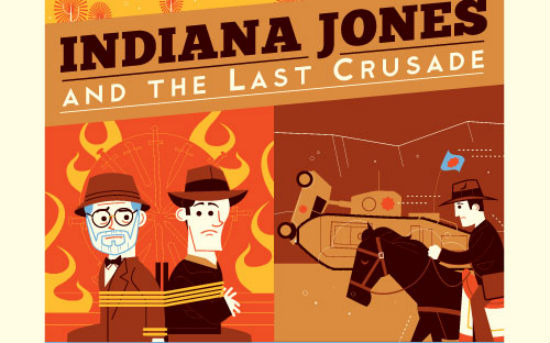 Dave Perillo Last Crusade Indiana Jones