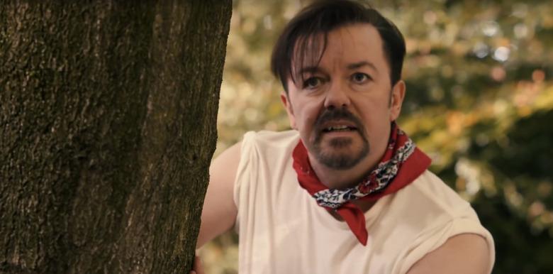 David Brent Music Video