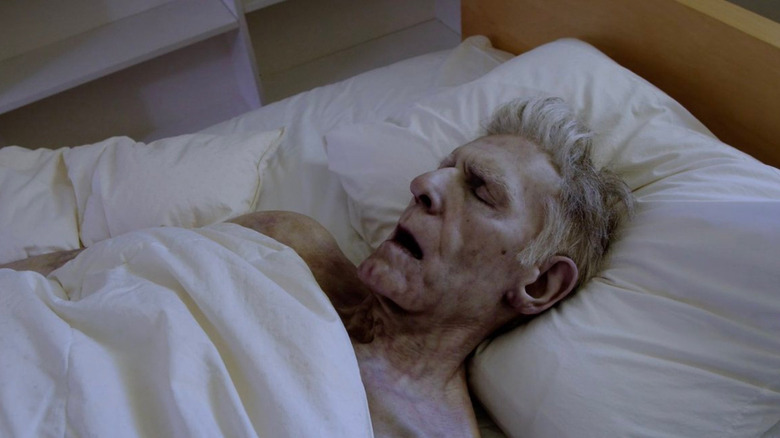 David Cronenberg Made A (Very) Short Film About His Own Death
