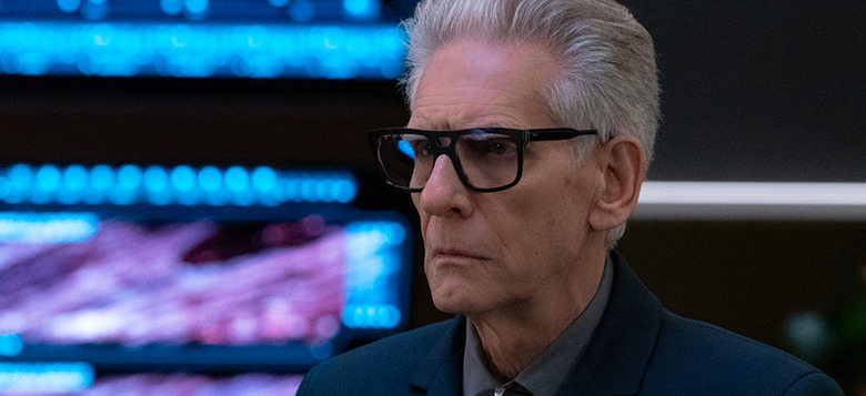 David Cronenberg New Movies